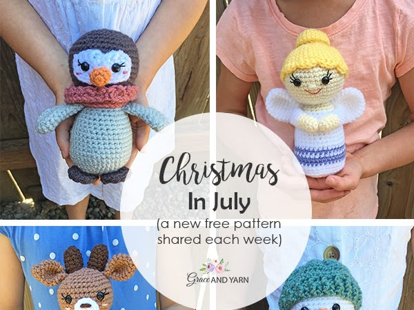 Christmas In July - Free Crochet Patterns