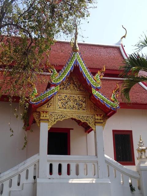 Wat Sum Pow - Chiang Mai - Tailândia