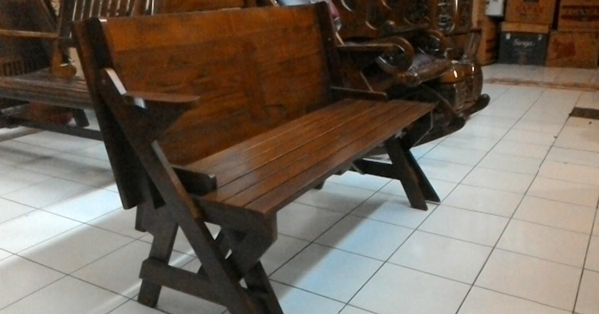 Kursi Taman Magic Fungsional Aws Furniture Jepara Bekasi