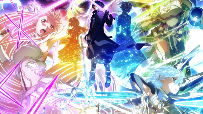 Descargar Sword Art Online: Alicization - War of Underworld 2nd Season [04/11] [Sub Español] [HD] [Mega] [Mediafire]