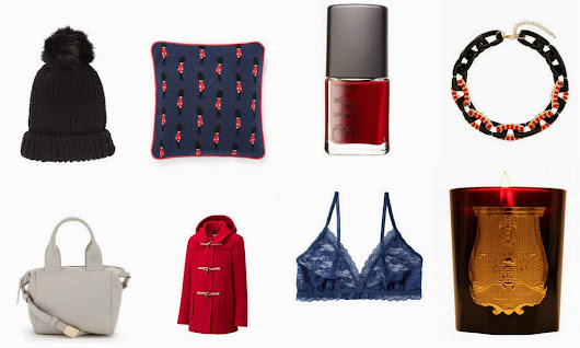 so far so chic: Pre-Christmas Buys to Get You in the Mood