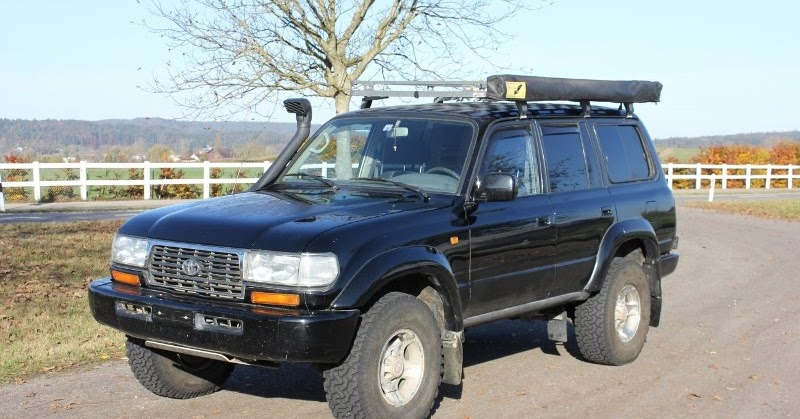 1996 turbo diesel toyota land cruiser hdj80 vx overland. Black Bedroom Furniture Sets. Home Design Ideas