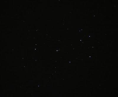 הפליאדות - M45