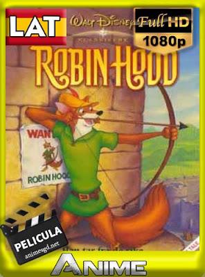 Robin Hood (1973) HD [1080p] Latino [GoogleDrive] BerlinHD