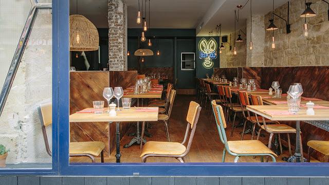 les pinces, restaurant, paris, pigalle, homard, vintage