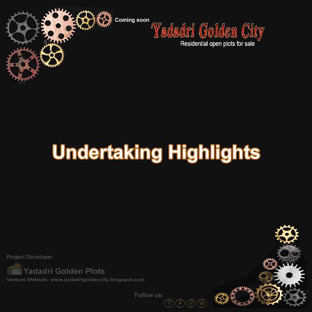 Undertaking Highlights-1