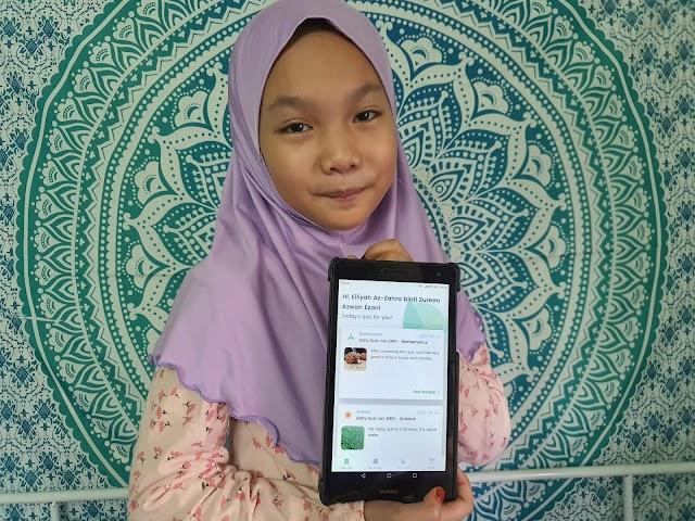 Fun E-Learning Program with Pandai Video and Pandai Application.