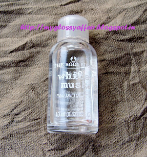 The Bodyshop White Musk EDT