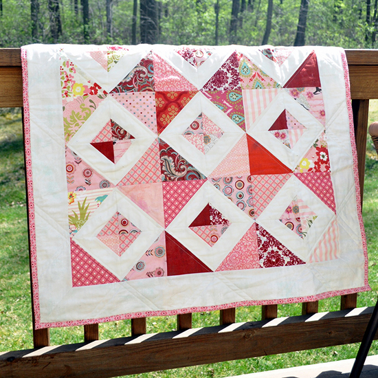 Treasure Boxes Quilt