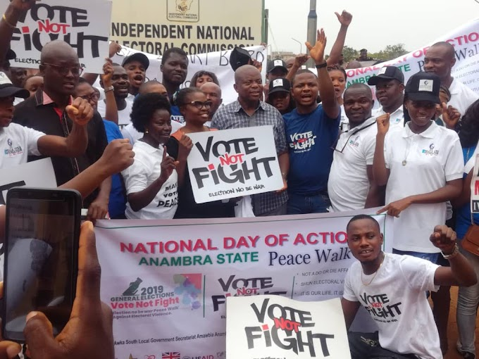 DEVITEM Partners Health Institutions To Mark World Cancer Day  _By Izunna Okafor
