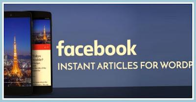 شرح المقالات الفورية وطريقة الربح من كتابة ونشر المقالات الفورية