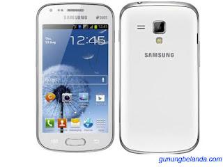 Cara Flashing Samsung Galaxy S Duos Chine GT-S7566