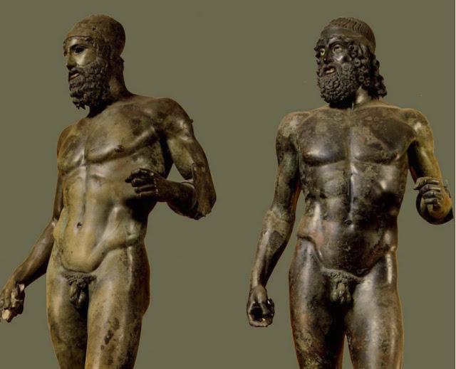 Είχαν τα αρχαία ελληνικά αγάλματα μικροφαλλία; – Το πέος του σώφρονα και του υβριστή το πέος