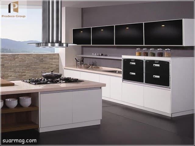 مطابخ مودرن خشب 12   Modern Wood kitchens 12