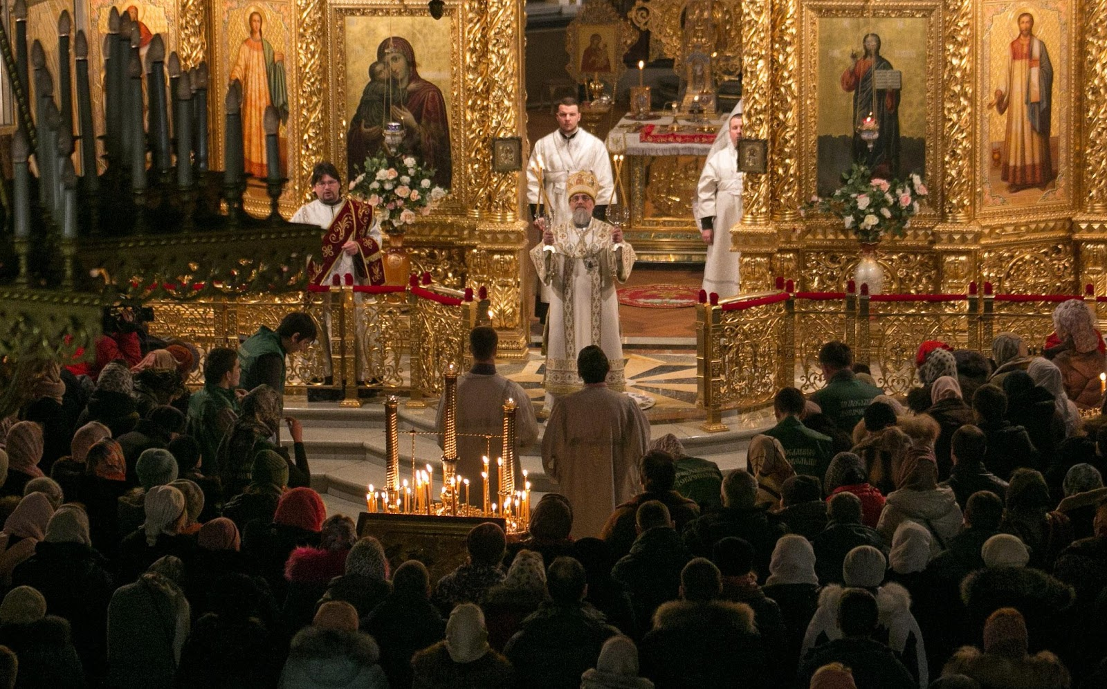 In The Orthodox Church, There Are A Lot Of Customs And Traditions That Are  Important Parts Of Our Worship. Some Are Cultural; Some Are Pious Customs.
