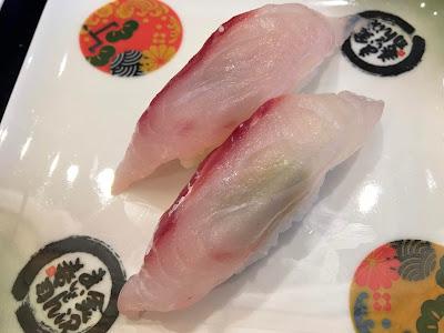 ちぬ(黒鯛)