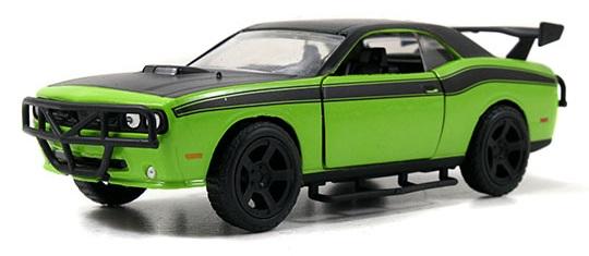 coleccion rapido y furioso, coleccion rapido y furioso jada tyos, coleccion rapido y furioso 1/32, Letty's Dodge Challenger SRT8