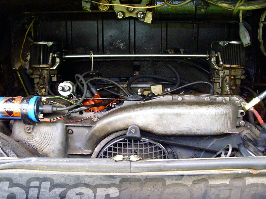 Vw Microbus For Sale >> chopped 1972 vw microbus rat rod - bikerMetric