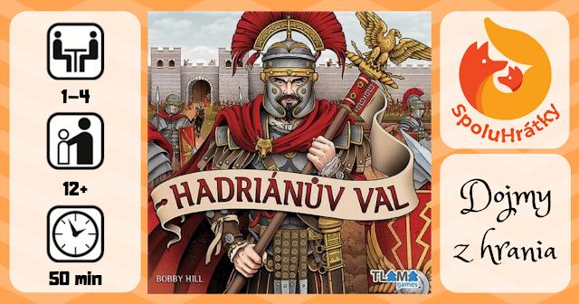 Hadriánův val - recenze
