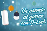 Calendario Dell'Avvento 2020 D-Link : vinci gratis modem router, switch, telecamere e non solo