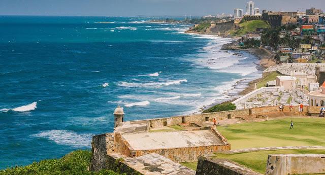 Viejo SanJuan Puerto Rico