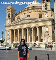 La rotunda de Mosta, Malta