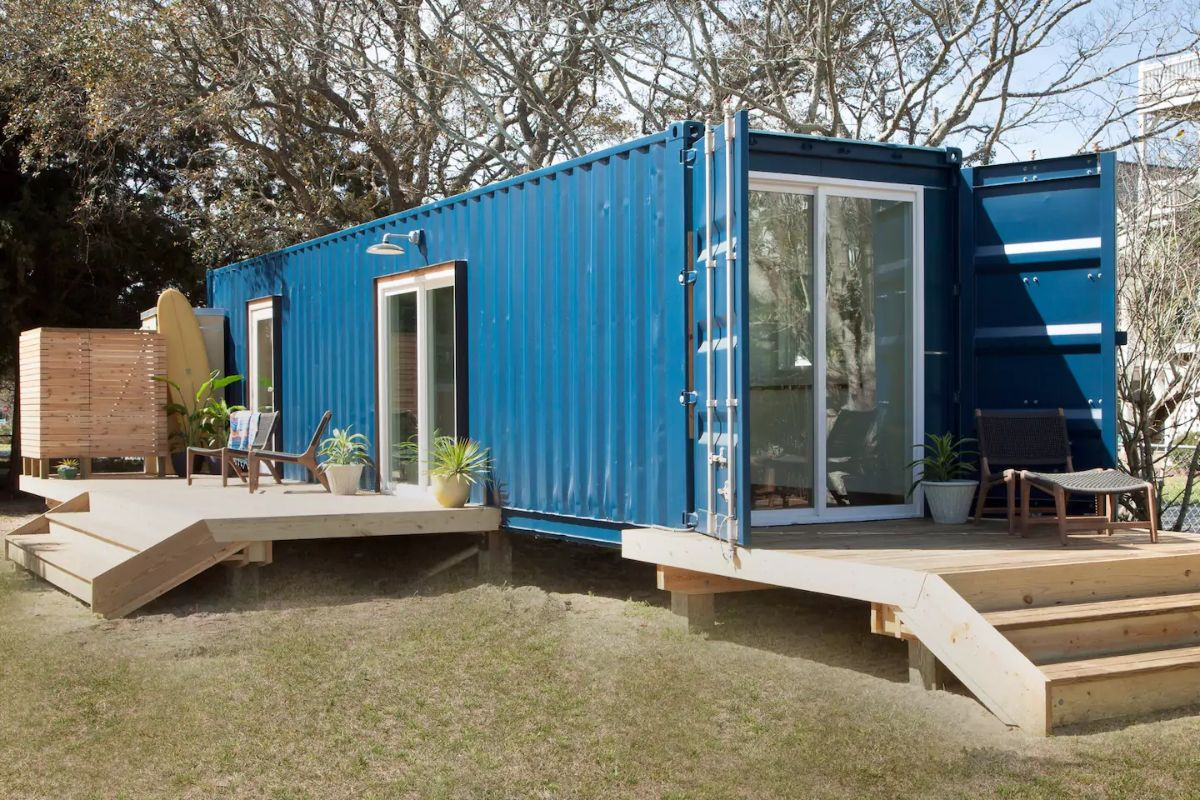 Fantastic Container Homes Tiny House Tech