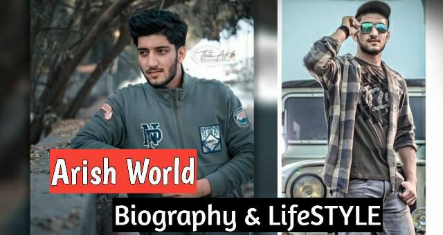 Aarish World (Tiktok Star) Biography, Lifestyle, Girlfriends, Tiktok Videos | Tiktok Star