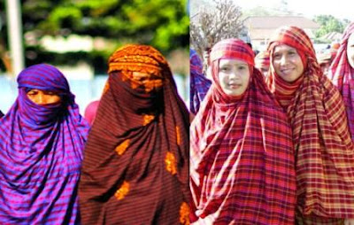 pakaian adat suku bima