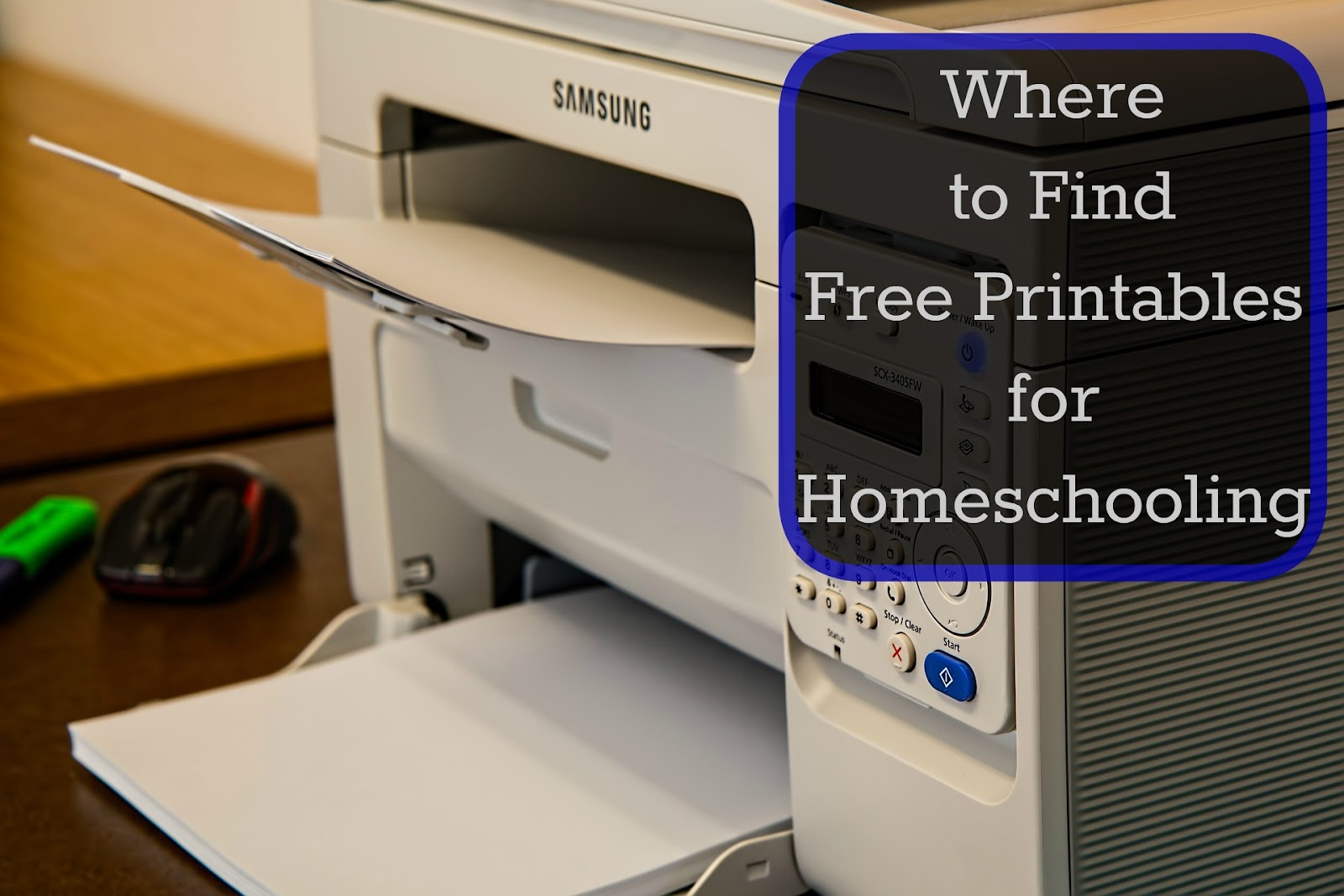 Our Unschooling Journey Through Life Using Free Printables In Our Homeschool