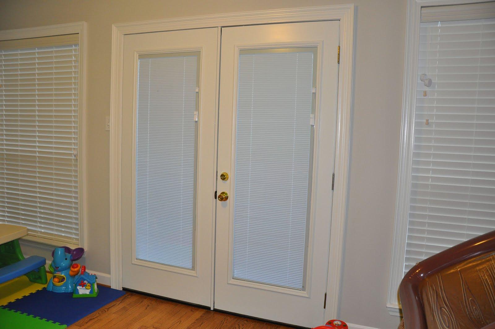 Patio Doors Patio Doors With Blinds Inside