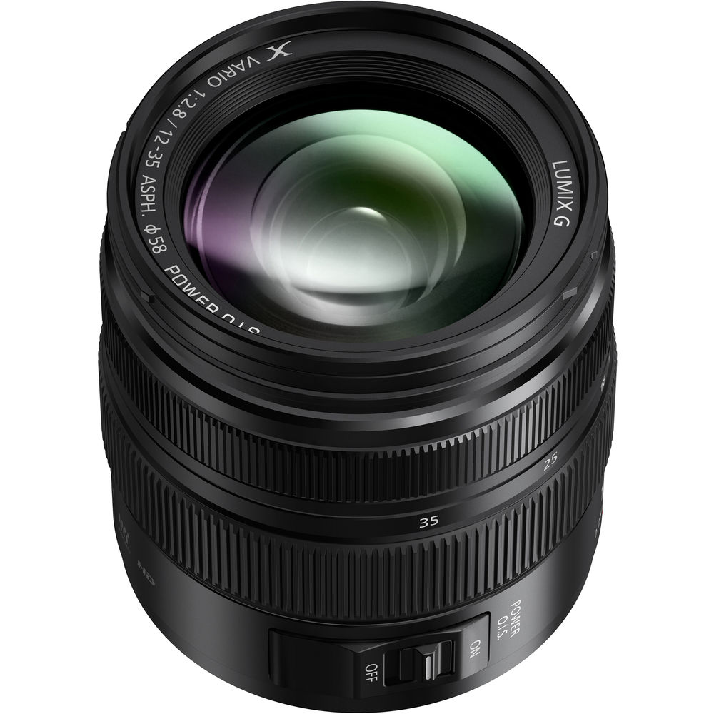 Panasonic Lumix G X Vario 12–35mm f/2.8 II Asph. Power O.I.S.