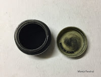 Charcoal powder used for charcoal drawing