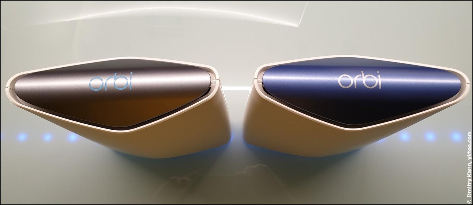 Сателлит SRS60 и роутер SRR60.