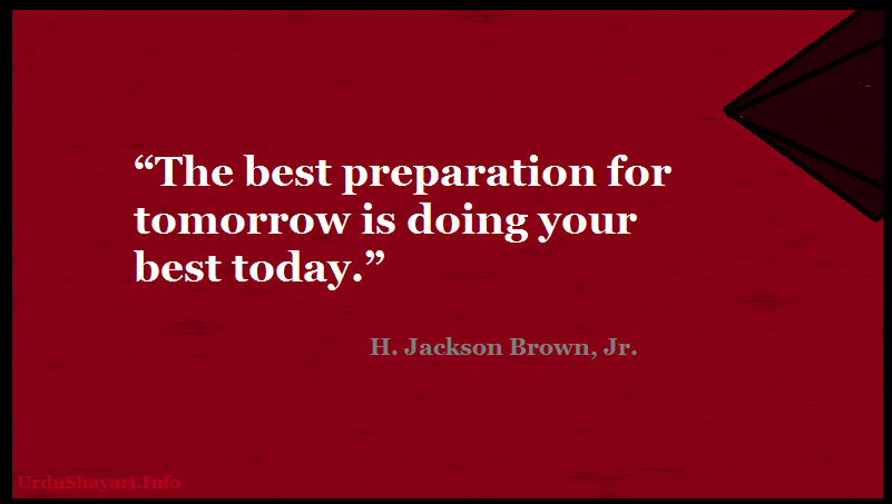 today quotes, caption about life - do your best