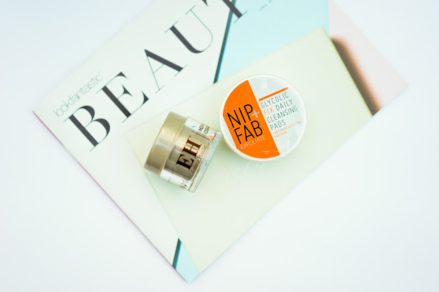 Emma Hardie, Nip + Fab, Skincare, beauty, beauty box, lookfantastic, beauty blogger, mom blogger