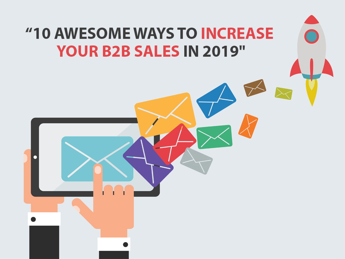 Increase Your B2B Sales
