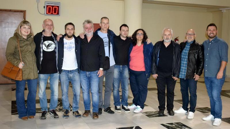 """Κατατέθηκε το ψηφοδέλτιο της Αυτόνομης Κίνησης Πολιτών Δήμου Ορεστιάδας """"Είναι στο Χέρι μας"""""""