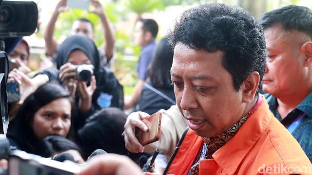 Pengap di Tahanan, Rommy Request KPK Tambah Ventilasi