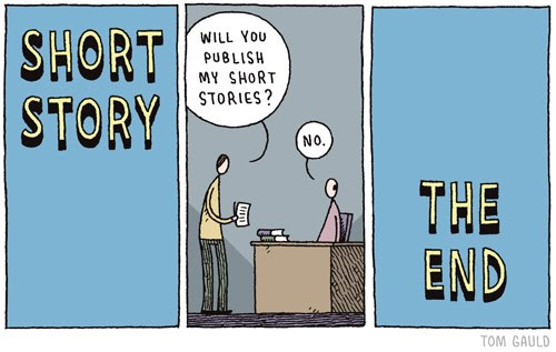 Meme sobre las decisiones editoriales