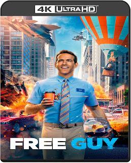 Free Guy [2021] [UHD] [Latino]