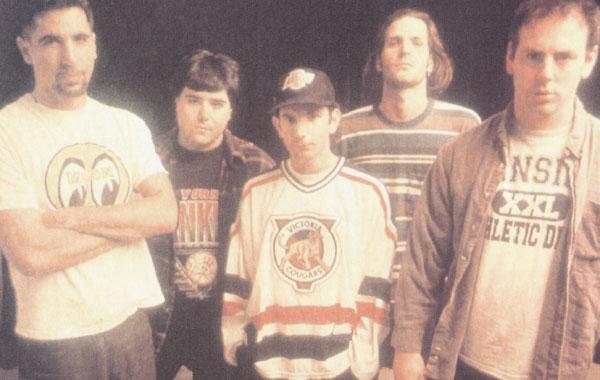 Bad Religion live @ WDR (1996)