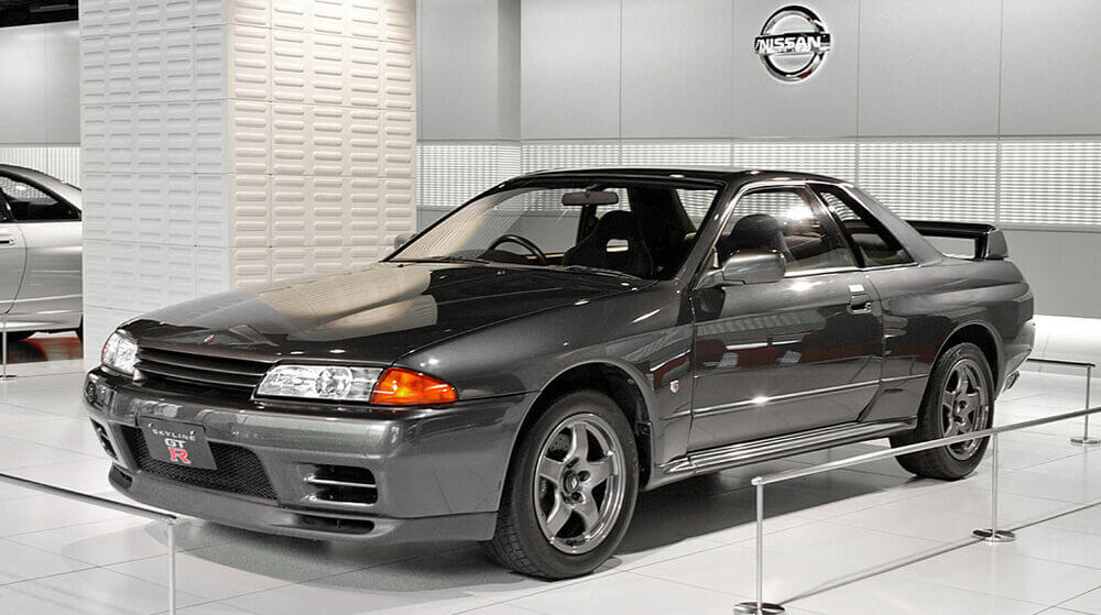 Nissan Skyline GT-R V Spec II (BNR32)