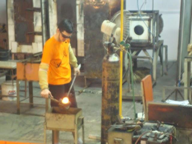 Fábrica de cristal em Gramado - RS