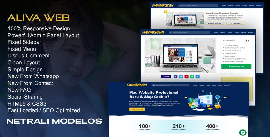 Vivaco   Multipurpose Creative WordPress Theme