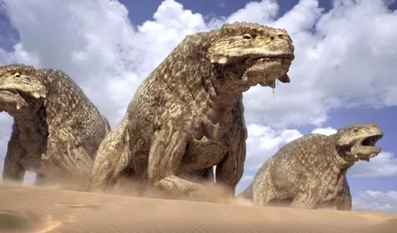 Surely You Don't Know! These 5 Animals Lived Before Dinosaurs Was On Earth