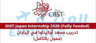 OIST Internship