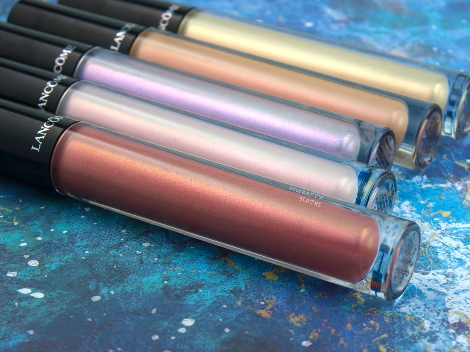 Lancome | Prismatic Plump Lip Gloss: Review and Swatches