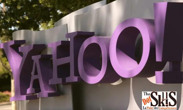 Yahoo revient sur le devant de la scène.
