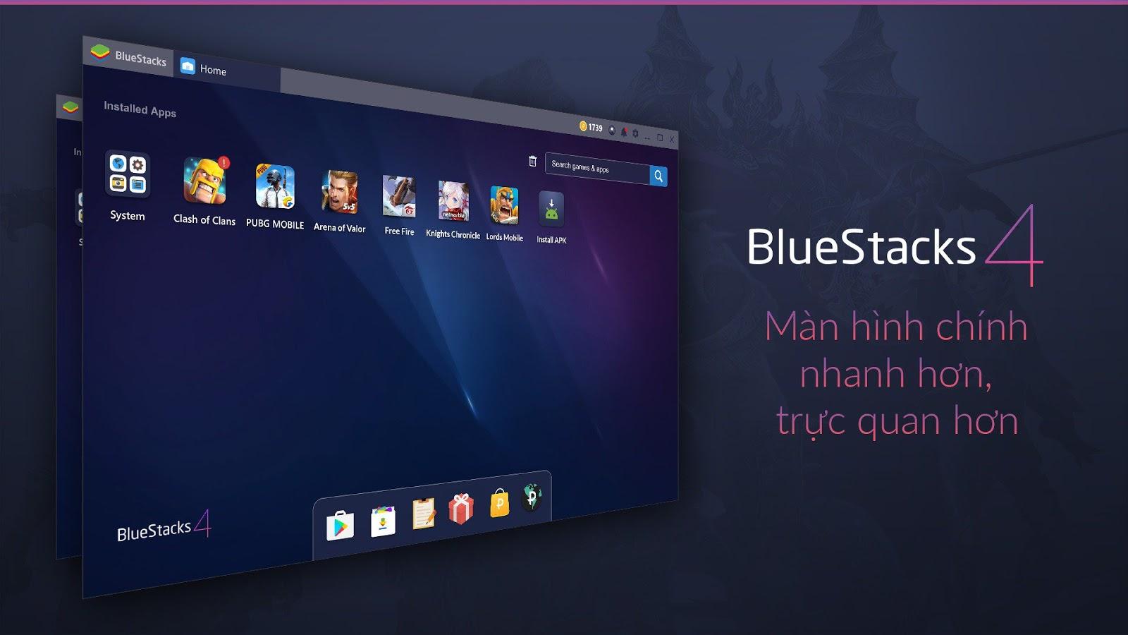 Tải BlueStacks 4 Miễn Phí [Rooted]   Phần Mềm Giả Lập Android cho Windows